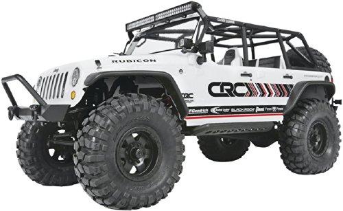 Axial Ax90035 Scx10 '12 Jeep Wrangler Unlmt C/R 4Wd Rtr