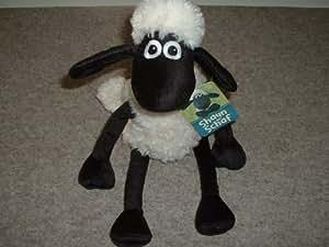 Shaun 20/30cm Peluche Mouton Sheep Petit Haute Qualité TV Serie