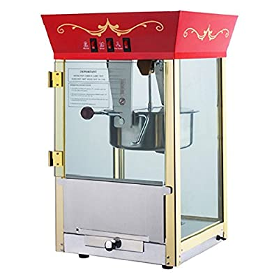 Great Northern Popcorn 6091 Antique Style Popcorn Popper Machine from DTX International Inc