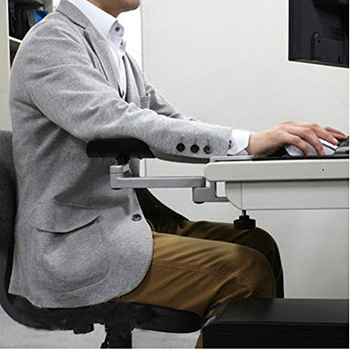 Moonse Ergonomic Arm Support Adjustable Computer Laptop