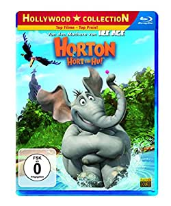 Horton hört ein Hu! [Blu-ray]