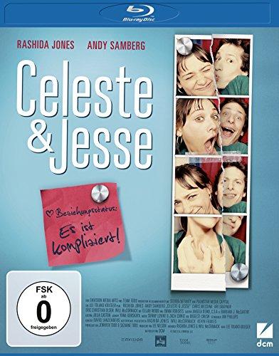 Celeste & Jesse [Blu-ray]