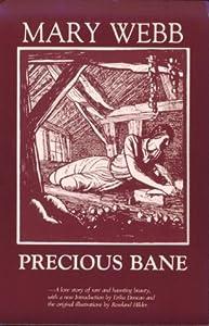 MARY WEBB WORKS: PRECIOUS BANE, LIFE and WORK, POEMES ENGLAND/7 BOOKS/1929 SCARCE