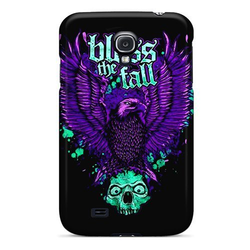 Purecase Galaxy S4 Hybrid Tpu Case Cover Silicon Bumper Blessthefall