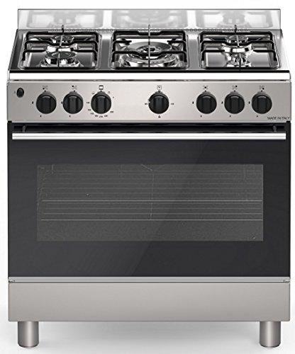 BOMPANI - Piano de cuisson dessus gaz BOG 85 IX -