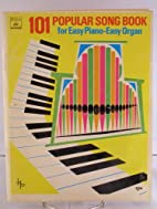 101 Popular Song Book for Easy Piano Easy…