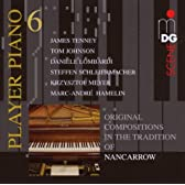 Player Piano 6: Nancarrow Studies for Player