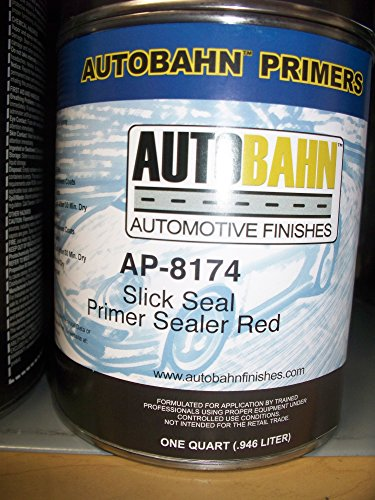 6100 system 5 gallon red industrial choice shop coat for Autobahn body and paint