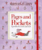 Pages and Pockets: A Portfolio for Secrets and Stuff (American Girl Library)