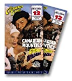 Canadian Mounties Vs Atomic Invaders [VHS]