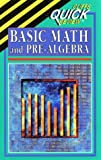 img - for Basic Math and Pre-Algebra (Cliffs Quick Review) book / textbook / text book