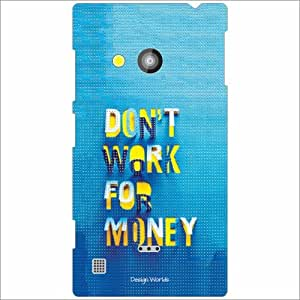 Design Worlds Back Case Cover For Nokia Lumia 720