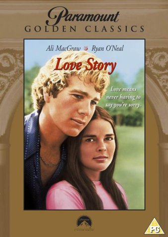 Love Story DVD - Special Edition [UK Import]