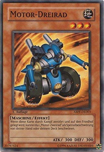 ABPF-DE003 Motor-Dreirad