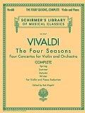 Vivaldi: Complete Violin: The Four Seasons