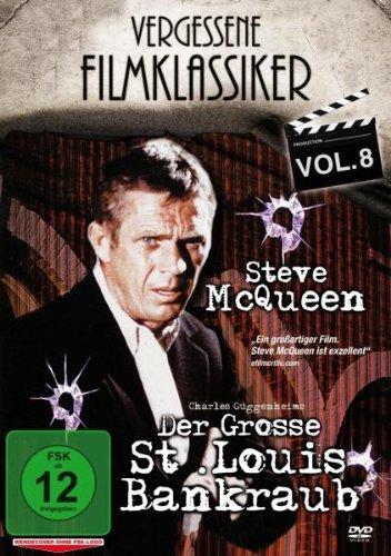Der Grosse St. Louis Bankraub - Vergessene Filmklassiker Vol.8