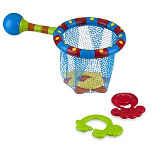 Nuby Splash 'n Catch Bath Time Fishing Set by Nuby