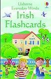 Usborne Everyday Words: Irish Flashcards (Everyday Words Flashcards)