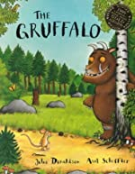 The Gruffalo [Illustrated] [Paperback]