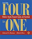 Four-in-One: Rhetoric, Reader, Research Guide, and Handbook (2nd Edition) (0321091035) by Dornan, Edward A.
