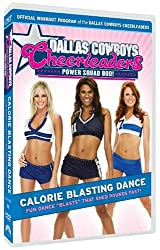 Dallas Cowboys Cheerleaders: Power Squad Bod! - Calorie Blasting Dance