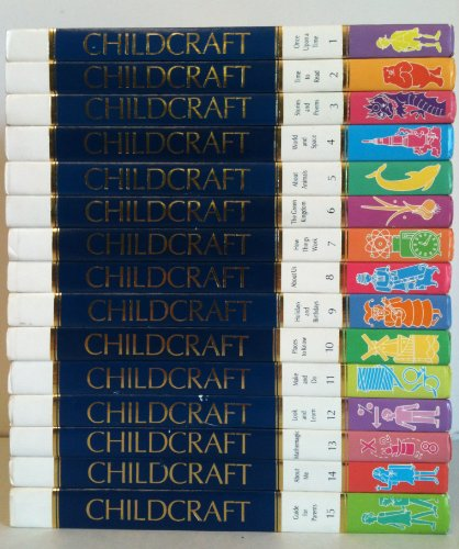 Childcraft: The How And Why Library (15 Volume Set) (Childcraft, 1 - 15) front-18097