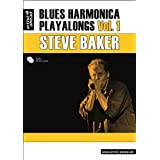 "Blues Harmonica Playalongs Vol.1 (inkl. Audio-CD)von ""Steve Baker"""