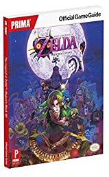 The Legend of Zelda: Majora's Mask 3D: Prima Official Game Guide (Prima Official Game Guides)