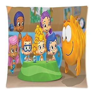 Custom Pillowcase Bubble Guppies Cotton Standard Pillow Case Pc 0349