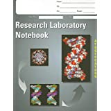 Research Laboratory Notebook