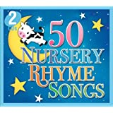 50 NURSERY RHYME SONGS (2 CD Set)