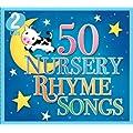 50 NURSERY RHYME SONGS (2 CD Set)