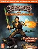 img - for Crusaders of Might and Magic (PSX) (Prima's Official Strategy Guide) book / textbook / text book