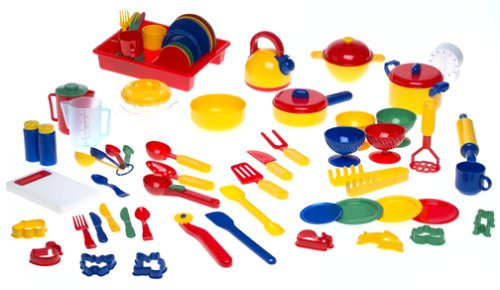 Kitchen Set | Play Kitchen Toys Reviews