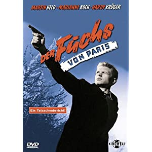 Der Fuchs von Paris movie