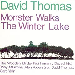 Monster Walks the Winter Lake by David Thomas, The Wooden Birds, Paul Hamann, Daved Hild and Tony Maimone