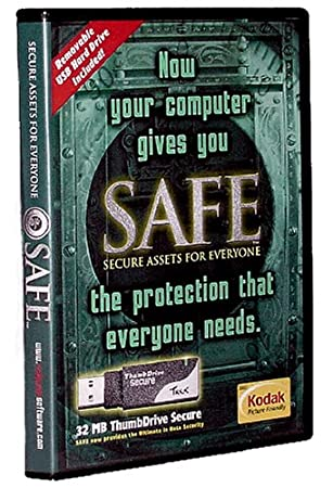 SAFE Plus Home Inventory Software & ThumbDrive Secure