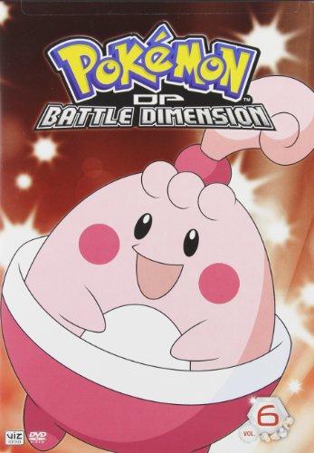 Pokemon: Diamond & Pearl Battle Dimension 6 [DVD] [Region 1] [US Import] [NTSC]
