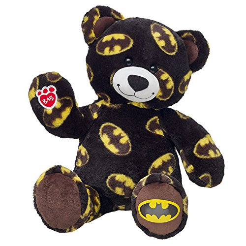 Build a Bear Workshop 16 in. Batman Stuffed Animal Bear build a bear workshop promise pets pink dog leash