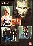 echange, troc 24 Heures chrono : L'Intégrale Saison 3 (24 épisodes) - Coffret Collector 7 DVD
