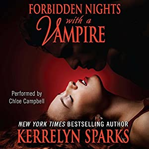 Forbidden Nights with a Vampire Hörbuch