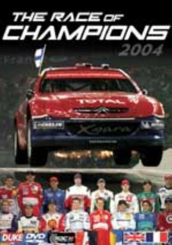 Race Of Champions: 2004 [DVD]