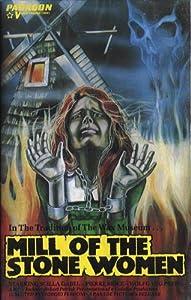 Amazon.com: Mill of the Stone Women - VHS: Giorgio Ferroni ...
