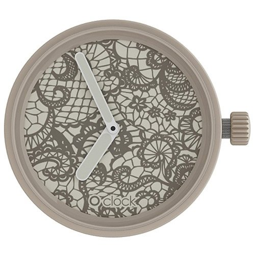 O'clock fullspot cassa Fabrics meccanismo Lace pizzo