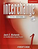 img - for Interchange Student's Book 1 with Audio CD, 3rd Edition book / textbook / text book