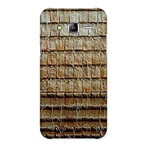 Delighted Old Wall Back Case Cover for Samsung Galaxy J5