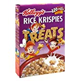 Kellogg's® Rice Krispies Treats® cereal - 402 Grams (Pack of 4)