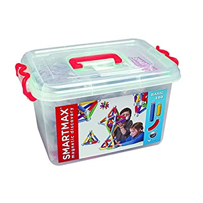 Smart Toys and Games SmartMax Magnetic Discovery Building Sets