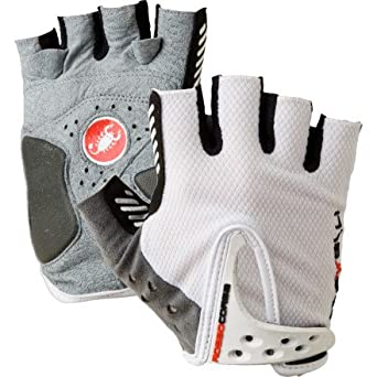 Castelli S. Rosso Corsa Gloves - Mens by Castelli