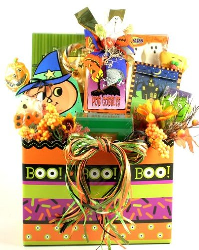 Ghostly Goodies, Halloween Gift Basket (Small)